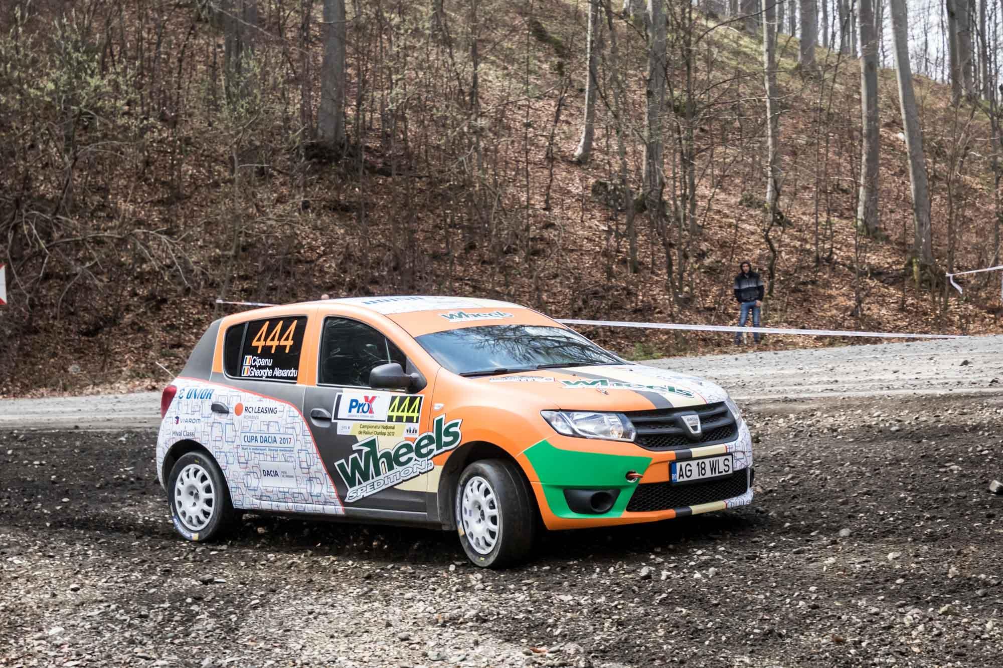 Cupa DACIA 2017 - Tess Rally-11
