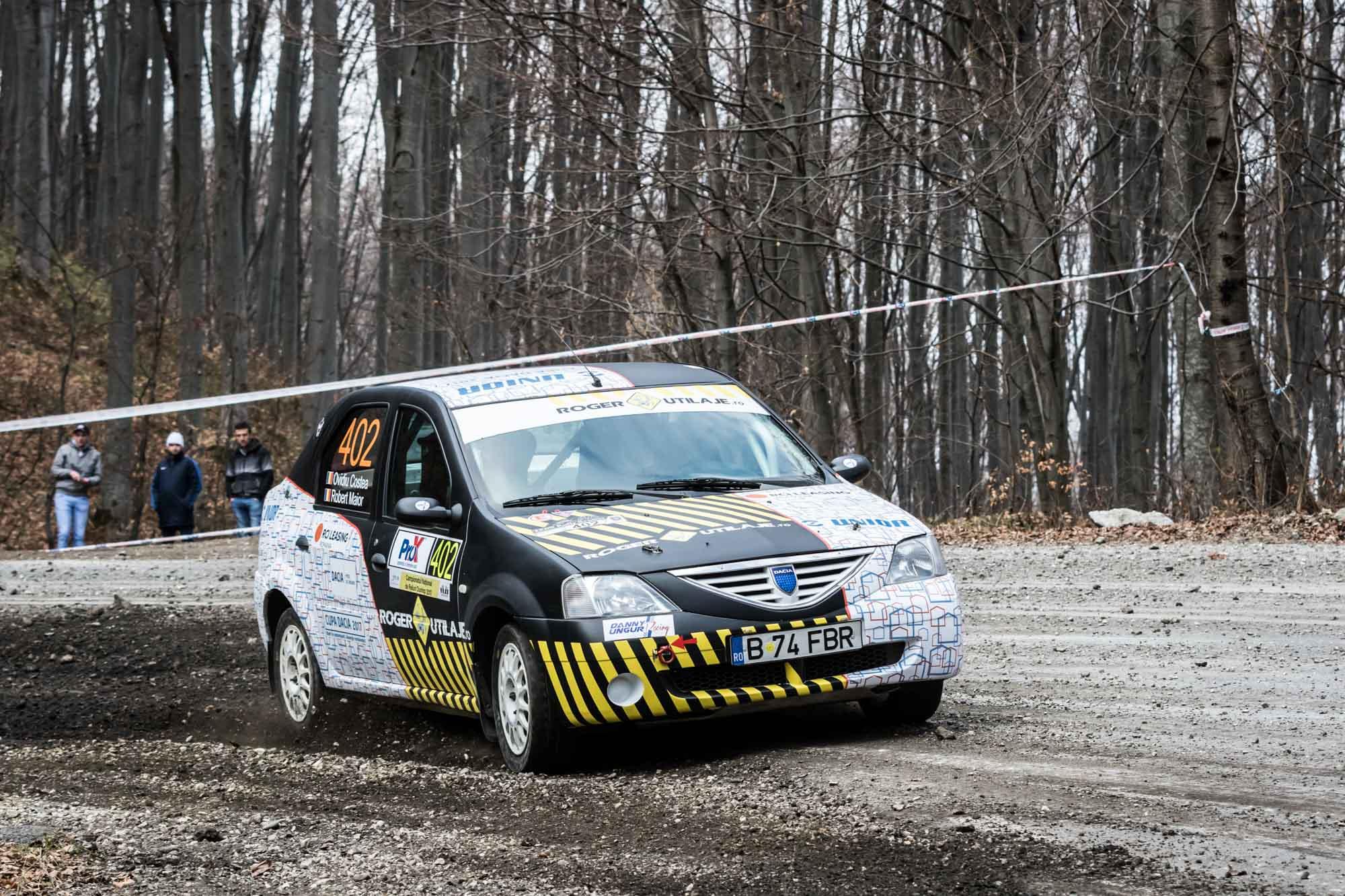 Cupa DACIA 2017 - Tess Rally-3